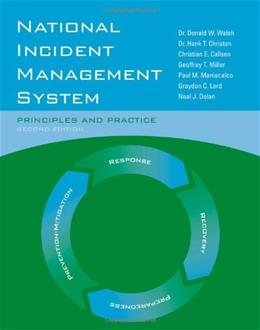 National Incident Management System: Principles and Practice 2 9780763781873