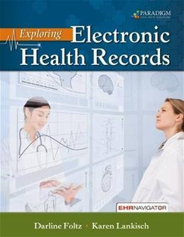 Exploring electronic health records PKG 9780763857295