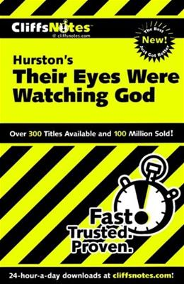 CliffsNotes on Hurstons Their Eyes Were Watching God 1 9780764586613