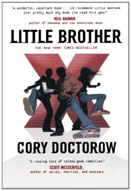 Little Brother, by Doctorow, Grades 9-12 9780765323118