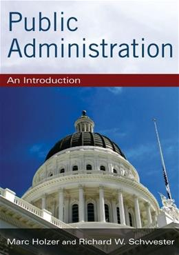 Public Administration 1 9780765621207