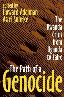 The Path of a Genocide 9780765807687