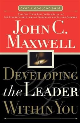 Developing the Leader Within You, by Maxwell 9780785281122