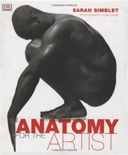 Anatomy for the Artist, by Simblet 9780789480453