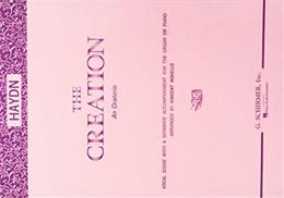 Creation an Oratorio Haydn 9780793505067