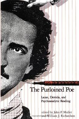 Purloined Poe, by Muller, 4th Edition 9780801832932