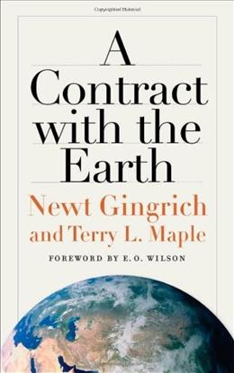 A Contract with the Earth 1 9780801887802