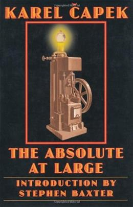 The Absolute at Large (Bison Frontiers of Imagination) 9780803264595