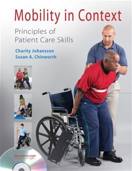 Mobility in Context: Principles of Patient Care Skills BK w/DVD 9780803615274