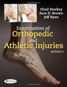 Examination of Orthopedic and Athletic Injuries 3 9780803617209