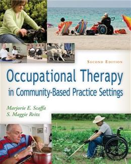 Occupational Therapy in Community-Based Practice Settings 2 PKG 9780803625808
