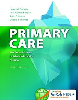 Primary Care: Art and Science of Advanced Practice Nursing 4 PKG 9780803638013