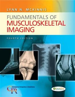 Fundamentals of Musculoskeletal Imaging (Contemporary Perspectives in Rehabilitation) 4 PKG 9780803638211