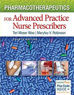 Pharmacotherapeutics for Advanced Practice Nurse Prescribers 4 PKG 9780803638273