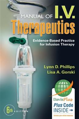 Manual of I.V. Therapeutics: Evidence-Based Practice for Infusion Therapy 6 PKG 9780803638464
