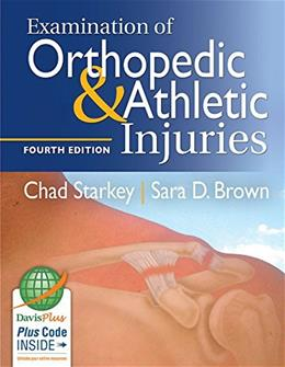 Examination of Orthopedic & Athletic Injuries 4 PKG 9780803639188