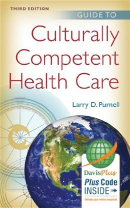 Guide to Culturally Competent Health Care 3 PKG 9780803639621