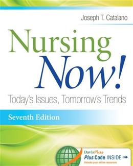 Nursing Now!: Todays Issues, Tomorrows Trends 7 PKG 9780803639720