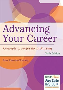 Advancing Your Career, by Kearney-Nunnery, 6th Edition 6 PKG 9780803642034