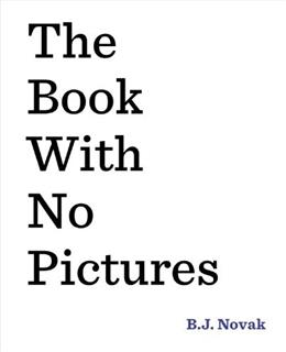 Book with No Pictures, by Novak, Grades Kindergarten-3 9780803741713