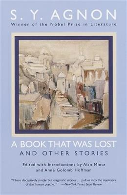 A Book that Was Lost: and Other Stories 9780805210668