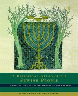 Historical Atlas of the Jewish People, by Barnavi 9780805242263