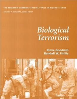 Biological Terrorism, by Goodwin 9780805348682