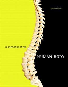 Brief Atlas of the Human Body, by Hutchinson, 2nd Edition 9780805373738