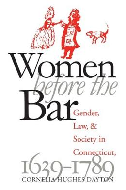 Women Before the Bar, by Dayton 9780807845615