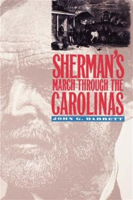 Shermans March Through the Carolinas 9780807845660
