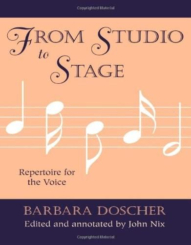 From Studio to Stage 9780810842397