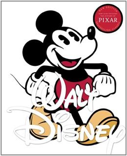 Art of Walt Disney: From Mickey Mouse to the Magic Kingdoms and Beyond, by Finch 9780810998148
