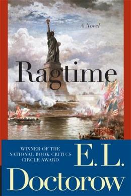 Ragtime, by Doctorow 9780812978186