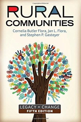 Rural Communities, by Flora, 5th Edition 9780813349718