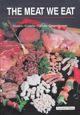 Meat We Eat, by Romans, 14th Edition 9780813431758