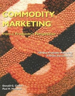 Commodity Marketing: From a Producer