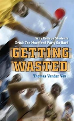 Getting Wasted, by Vander Ven 9780814788325