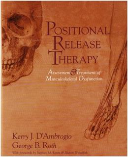 Positional Release Therapy, by D