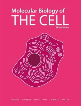 Molecular Biology of the Cell, 5th Edition 5 w/DVD 9780815341055