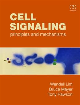 Cell Signaling, by Lim 9780815342441