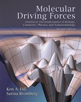 Molecular Driving Forces: Statistical Thermodynamics in Biology, Chemistry, Physics, and Nanoscience, 2nd Edition 9780815344308