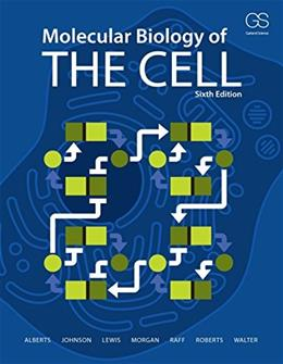 Molecular Biology of the Cell 6 9780815344322