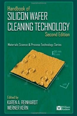 Handbook of Silicon Wafer Cleaning Technology, by Reinhardt, 2nd Edition 9780815515548