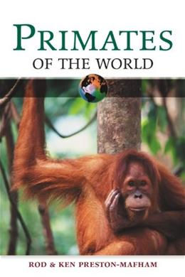 Primates of the World (Of the World Series) 9780816052110