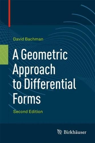 A Geometric Approach to Differential Forms 2 9780817683030