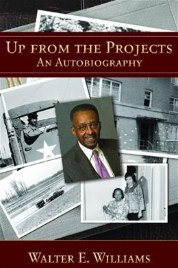 Up from the Projects: An Autobiography, by Williams 9780817912550