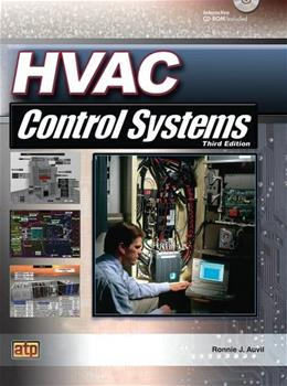 HVAC Control Systems, by Auvil, 3rd Edition 3 w/CD 9780826907646