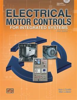 Electrical Motor Controls for Integrated Systems 5 w/DVD 9780826912268