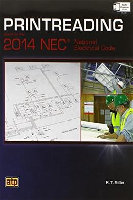 Printreading Based on the 2014 NEC, by Miller, 2nd Edition 9780826915719