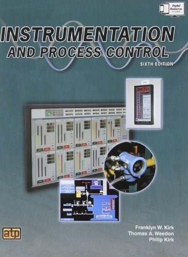 Instrumentation and Process Control 6 9780826934420